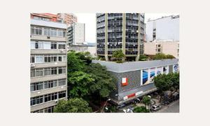Kitnet com 1 quarto para alugar, 35 m² por r$ 2.100/mês