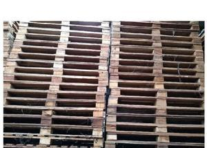 Pallets usados de madeira de vários tamanhos; r$35,00