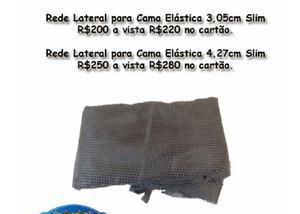 Rede de proteção para cama elástica