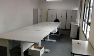 Sala comercial para alugar, 33 m² por r$ 1.500/mês