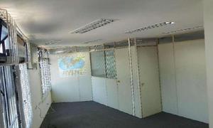 Sala comercial para alugar, 38 m² por r$ 1.180/mês