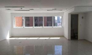 Sala comercial para alugar, 60 m² por r$ 3.300/mês