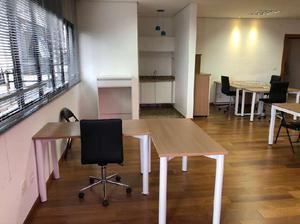 Sala comercial para alugar, 81 m² por r$ 3.200/mês