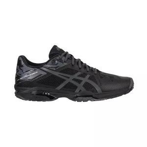 Tênis asics gel solution speed 3 - limited edition - black