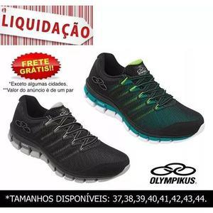 f45f87bf90bd8 Tênis masculino olympikus dynamic números 36-44 - 10343