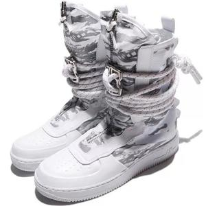 Tênis nike air force 1 special field high prm camo