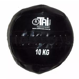 Wall ball - bola para treinamento funcional 10 kg