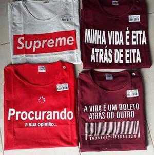 Camisetas atacado revendedores   REBAIXAS fevereiro    94f84962884