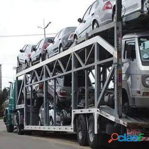 Transporte de veículos são paulo a salvador
