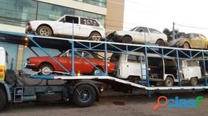 Transporte de veículos sodré santoro guarulhos