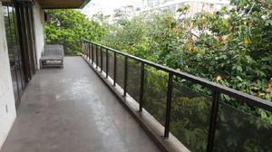 Apartamento com 2 quartos para alugar, 125 m² por r$