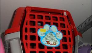 Caixa transporte para cães & gatos e semelhantes.
