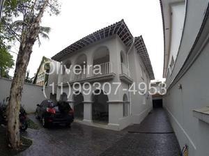 Casa com 4 quartos para alugar, 450 m² por r$ 19.000/mês