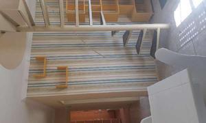 Cobertura com 1 quarto para alugar, 70 m² por r$ 1.500/mês