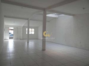Ponto comercial para alugar, 230 m² por r$ 2.200/mês