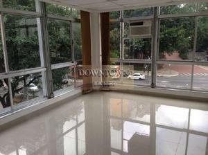 Sala comercial para alugar, 140 m² por r$ 2.000/mês