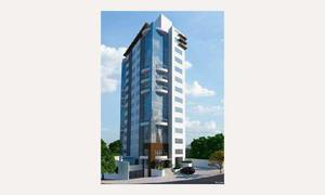 Sala comercial para alugar, 32 m² por r$ 1.100/mês