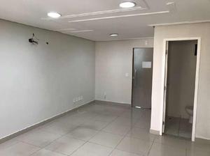 Sala comercial para alugar, 44 m² por r$ 1.500/mês