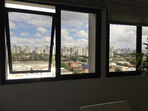 Sala comercial para alugar, 81 m² por r$ 4.800/mês