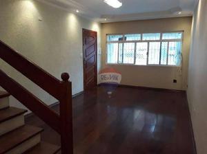 Sobrado com 3 quartos à venda, 169 m² por r$ 600.000