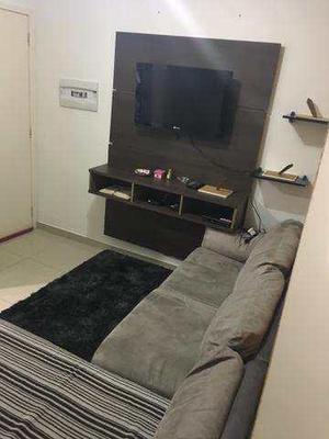 Apartamento · 46m2 · 2 quartos · 1 vaga