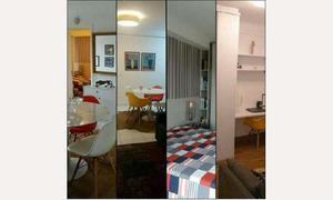 Apartamento com 2 quartos à venda, 51 m² por r$ 299.000