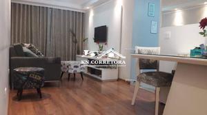Apartamento com 2 quartos à venda, 56 m² por r$ 225.000