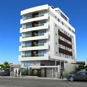 Apartamento com 3 quartos à venda, 81 m² por r$ 370.000