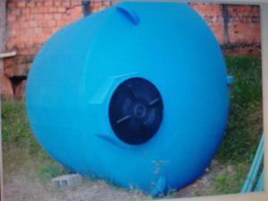 Caixa d agua de 10 mil litros tanque com boca de rosca