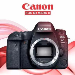 Camera canon eos 6d mark ii corpo com nota fiscal