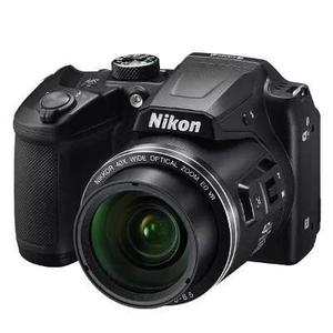 Camera nikon coolpix b500 brindes + 32gb class 10