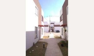 Casa de condomínio com 2 quartos à venda, 49 m² por r$