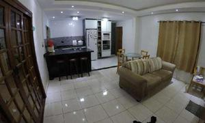 Casa de condomínio com 2 quartos à venda, 90 m² por r$