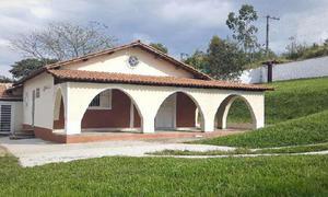 Chácara com 3 quartos à venda, 220 m² por r$ 650.000