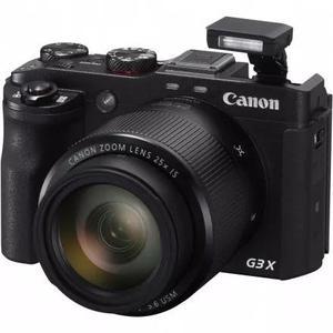 Câmera canon g3x 20.2mp/25x/wifi/nfc/fhd