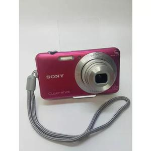 Câmera digital cyber-shot dsc-w710 sony led power não