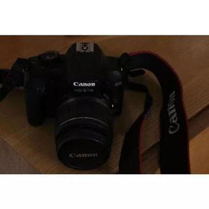 Câmera fotográfica profissional canon eos 1000d