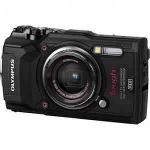 Câmera olympus tg-5 4k preto