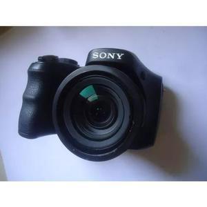 Câmera sony cyber shot h100
