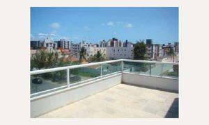 Cobertura com 3 quartos à venda, 140 m² por r$ 360.000