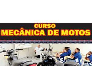 Curso mecânico de moto completo (certificado reconhecido)