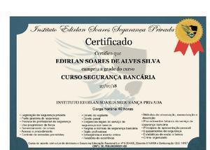 Curso segurança bancário ead online com certificado