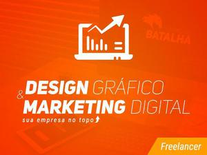 Design e marketing freelancer