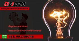 Elétrica e ar condicionado