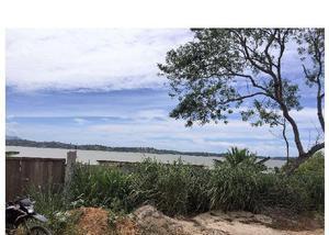 Excelente terreno com 360m² e vista para a lagoa de são