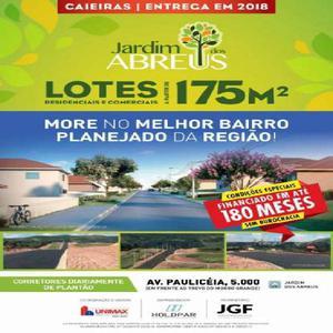 Lote/terreno à venda, 175 m² por r$ 101.500