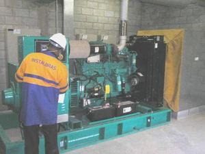 Manutenção e instalação de grupos geradores jj power