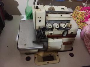 Máquina industrial interlock nissin