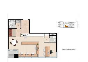 Office bethaville - 36 a 57m²