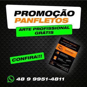 Panfletos | preço imbatível!!